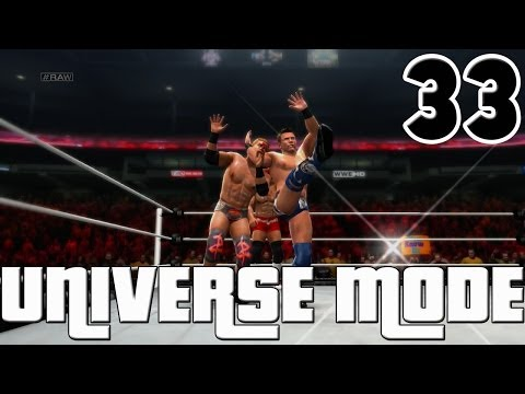 Wwe 13 Universe Mode W  Kermando Part 33 - miz Is The Sex Appeal video