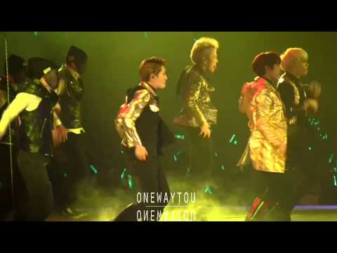 [OneWaytoU]140308.SHINEE WORLD CONCERTⅢ IN SEOUL.EVIL(CUT).^▽^ klip izle