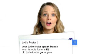 Jodie Foster Answers the Web