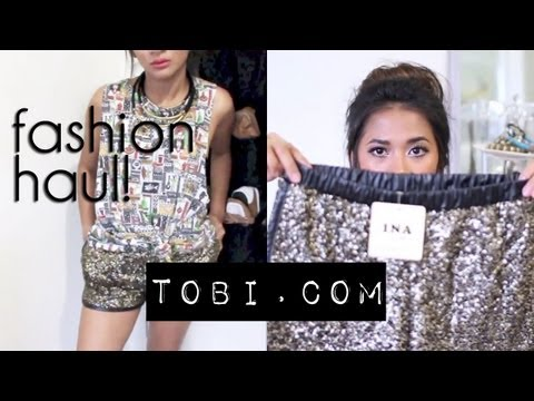 Fashion Haul - tobi.com