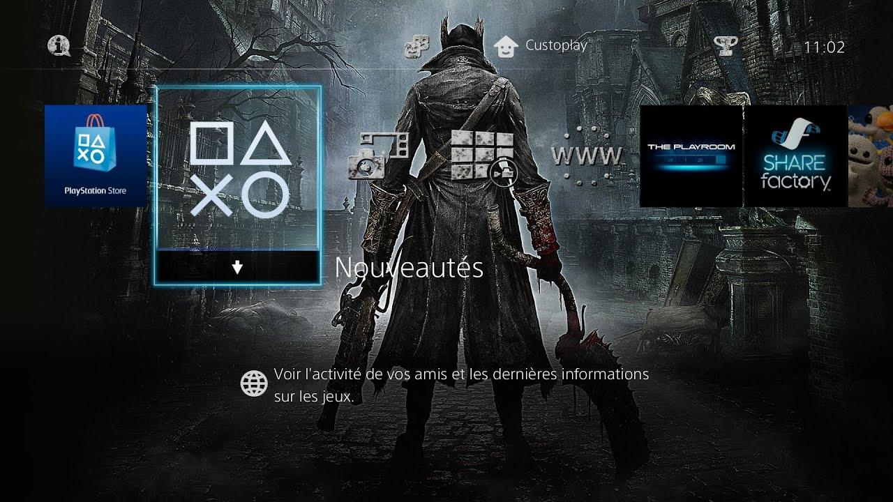 Bloodborne Ps4 Theme Ps4 Theme Bloodborne – Cité