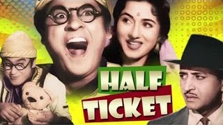 Half Ticket | Full Movie Review | Kishore Kumar, Madhubala, Pran