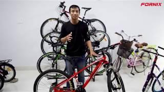 Giới thiệu xe đạp đua MS50 phiên bản dành riêng cho vận động viên MTB Fornix | Fornix.vn