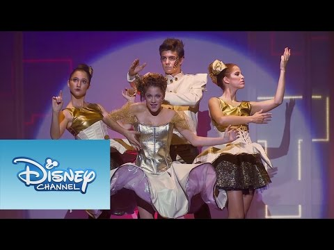 Video: Violetta: Video Musical Te Creo 480x360 px - VideoPotato.com