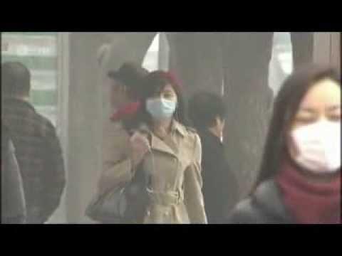 Extremer Smog in China betrifft 400 Millionen Menschen - 25.02.2014