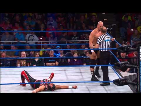 Gut Check Match: Magno vs. Adam Pearce - April 4, 2013