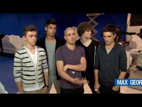 THE WANTED Interview with The MediaJor -- ICE AGE 4: CONTINENTAL DRIFT Music Videos