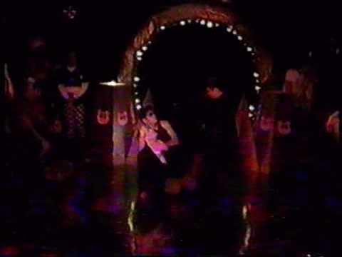 Cocoa Chandelier intro, Angelique & Jenn SS (2nd Category) - Miss Understood 1996 part 07