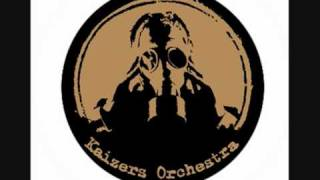 Watch Kaizers Orchestra Dr Mowinckel video