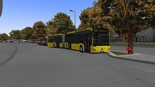 Omsi 2 Addon- Three Generation 2012 C2 Euro 6 Engine Bendy Bus