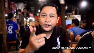 Rode VideoMicro Review Indonesia