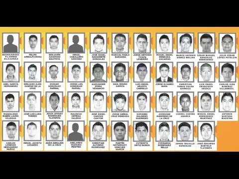Are Mexico's Missing Students the Victims of US Backed Drug War?
