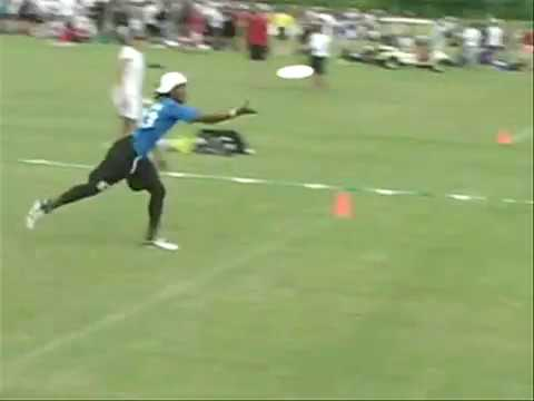 Best Ultimate Frisbee Plays of 2008