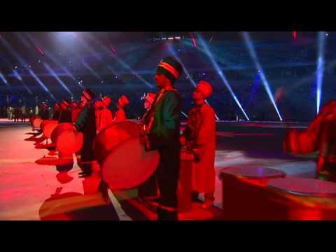 2013 mersin akdeniz oyunları açılış töreni osmanlı mehteran mediterranean games opening ottoman