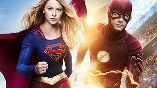 Supergirl / The Flash Crossover: CBS Unveils New Poster & Plot Details for March 28th Episode