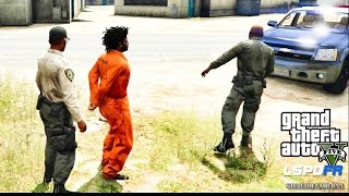 GTA 5 PC MODS - LSPDFR - Bolingbroke Penitentiary - EP 15 (NO COMMENTARY) PRISON PATROL
