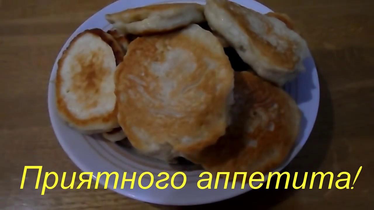 Оладья с яблоками рецепт пошагово