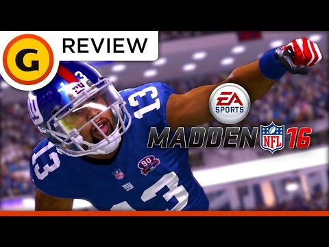 Madden NFL 16 - Review
