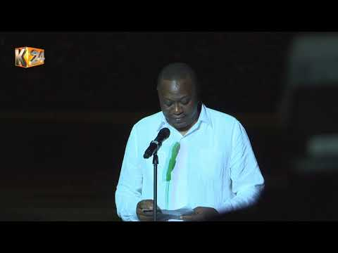 Uhuru in Jamaica : Kenyatta attends  57th independence anniversary