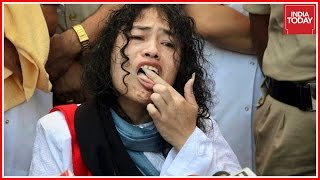 Iron Lady Irom Sharmila Breaks 16-yr Fast