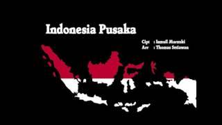 Indonesia Pusaka Metal Cover by Thomas