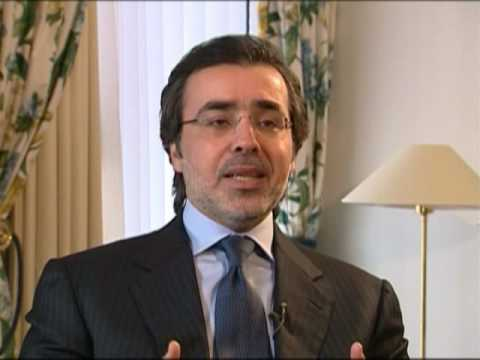 World Business: Interview with Amr Al Dabbagh 20/02/09 Video