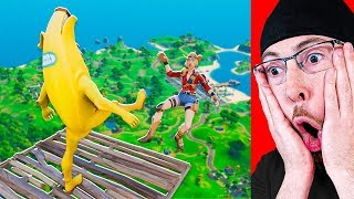 DO NOT LAUGH CHALLENGE! Fortnite Funny Moments Fails!