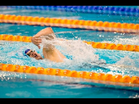 Men's 100m Freestyle S6 | Final | 2015 IPC Swimming World Championships Glasgow