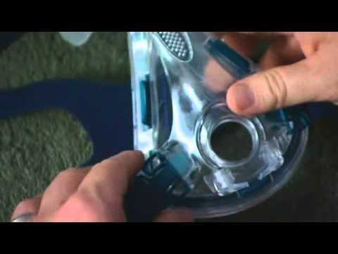 Mirage Quattro Fitting - ResMed Full Face CPAP Mask