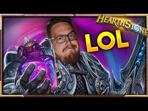 No One Expects the Potion of Madness | Best Moments & Fails Ep. 35 | Hearthstone