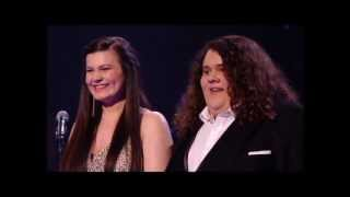 Charlotte Jonathan Star On The Final Of Britain 39 S Got Talent 2012