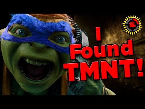Cover Lagu Film Theory: PROOF of Teenage Mutant Ninja Turtles in New York! (TMNT 2: Out of the Shadows)