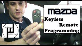 Download Mazda Remote Program How To, Mazda 3, Mazda 6, RX8, Miata, CX7 3Gp Mp4