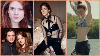 Rose Leslie (Ygritte of Game of Thrones) Rare Photos   Family   Friends   Lifestyle.