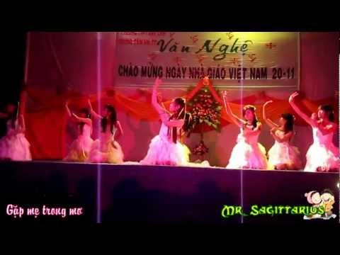 [a2tv.121111] 11a2 - Múa GẶp MẸ Trong MƠ  Chung Kết Văn Nghệ Thpt Bảo Lâm 20 11 2012 video
