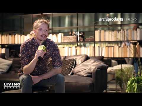 Salone del Mobile.Milano 2016 | LIVING DIVANI - Mikael Pedersen