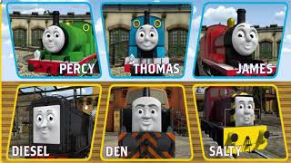Fun Kids Game - Thomas and Friends Lift Load & Haul #46