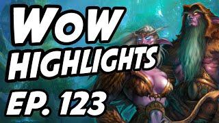 World of Warcraft Daily Highlights | Ep. 123 | VizoukGG, Quin69, Naguura, fragNance, kutroz11