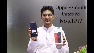 Oppo F7 Youth Unboxing and Hands-on | Oppo F7 Price in Pakistan