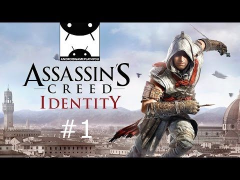 Assassin's Creed Identity Android GamePlay #1