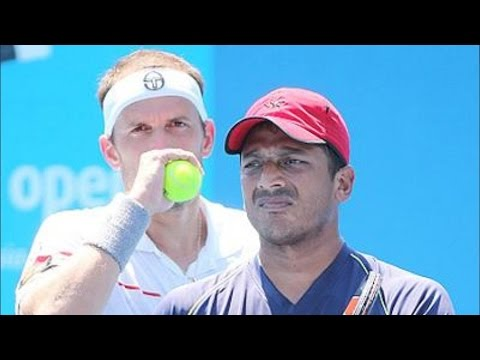 Australian Open | Mahesh Bhupathi Enters 2nd Round  But Leander Paes Crashes Out