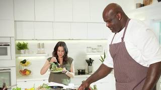 COOKING WITH SHAQ | Knife Set