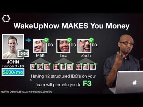Wake Up Now Compensation Explained