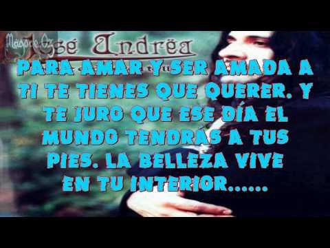 Jose Andrea - La Belleza Está En Tu Interior