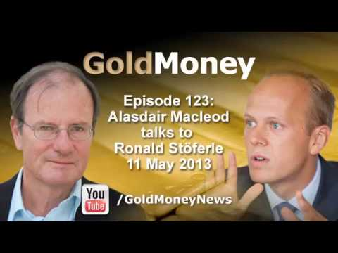 Ronnie Stoeferle still trusts gold