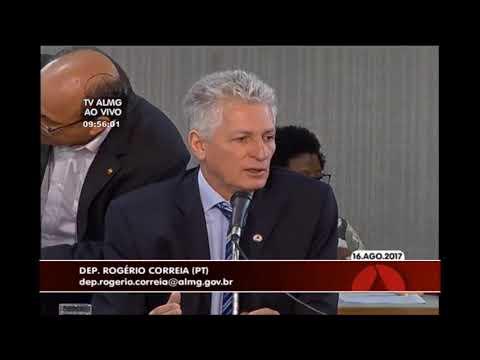 Rogério Correia: horrorizado com o tratamento dado aos pescadores de Buritizeiro