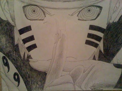 Naruto Shippuden final triste parte 2 rikudou emerge