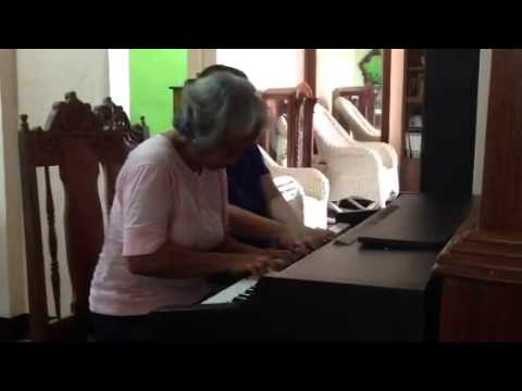 Tinikling Piano 4 Hands video
