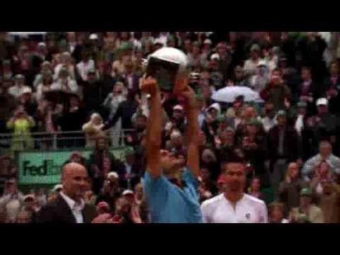 ESPN letter to Roger Federer's children Video