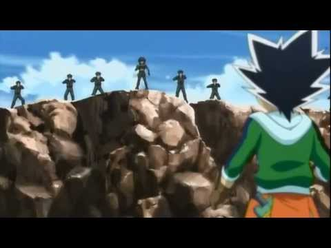 Beyblade Metal Masters Episode 46 - Charge! Hades City English Dubbed (hq) video